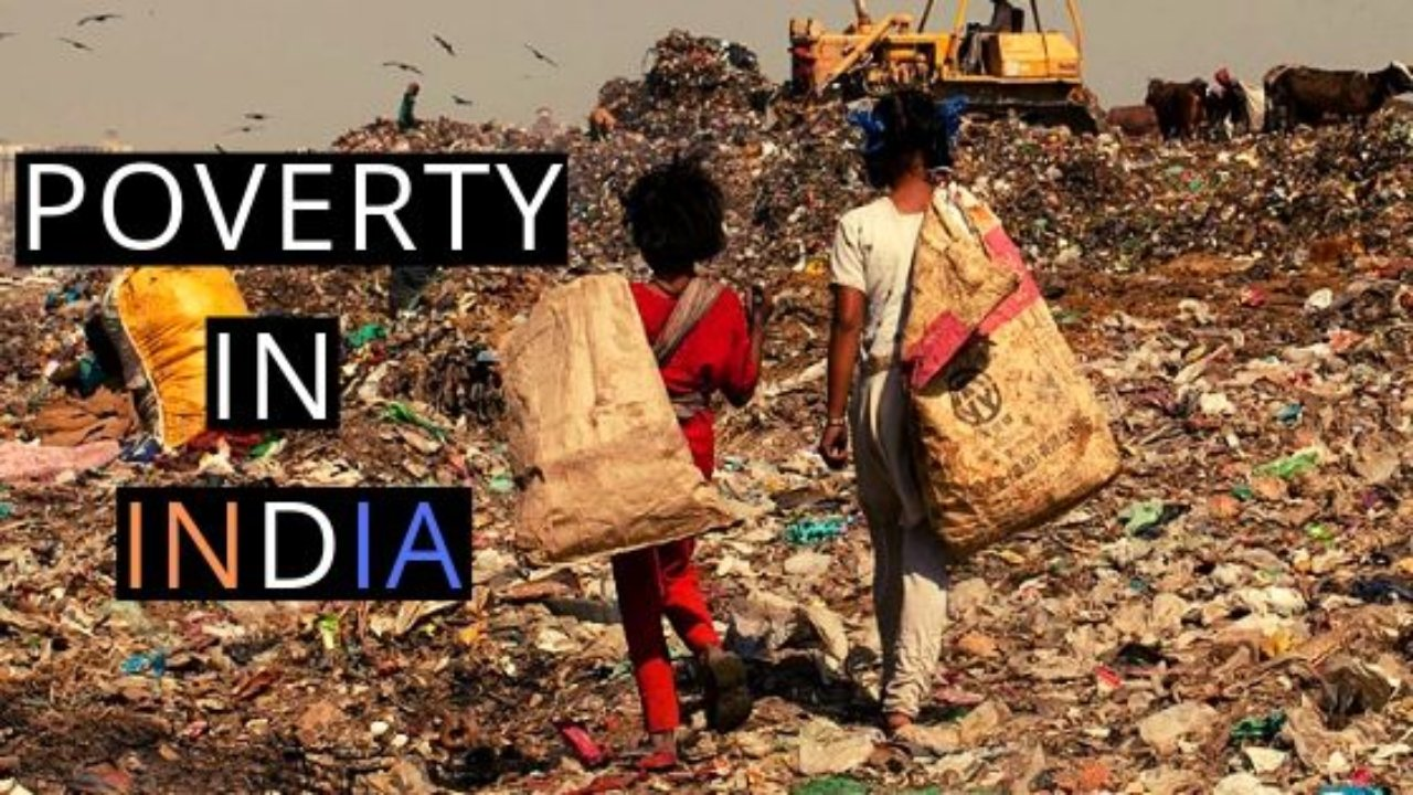 How did we calculate poverty in pre-liberalization India?