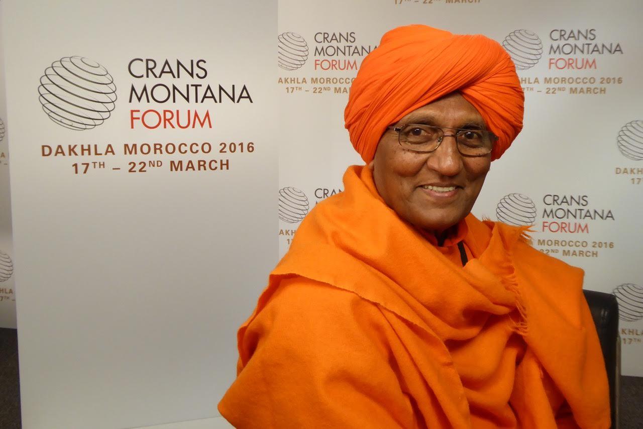 Swami Agnivesh : A Rare Secular Monk-cum-SocialActivist