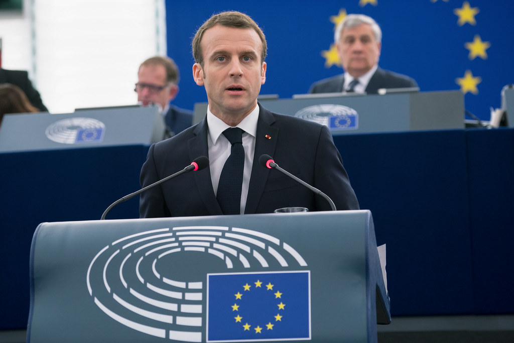 Refugee Policy of France under EmmanuelMacron